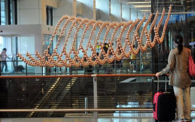 art changi airport