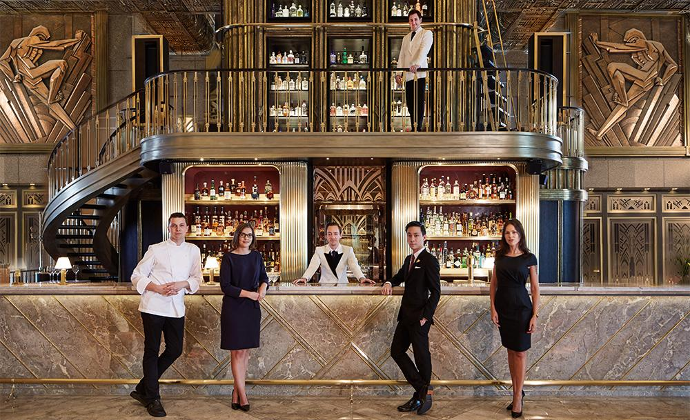 New Atlas Bar In Singapore S Quot Gotham City Quot Will Bring You