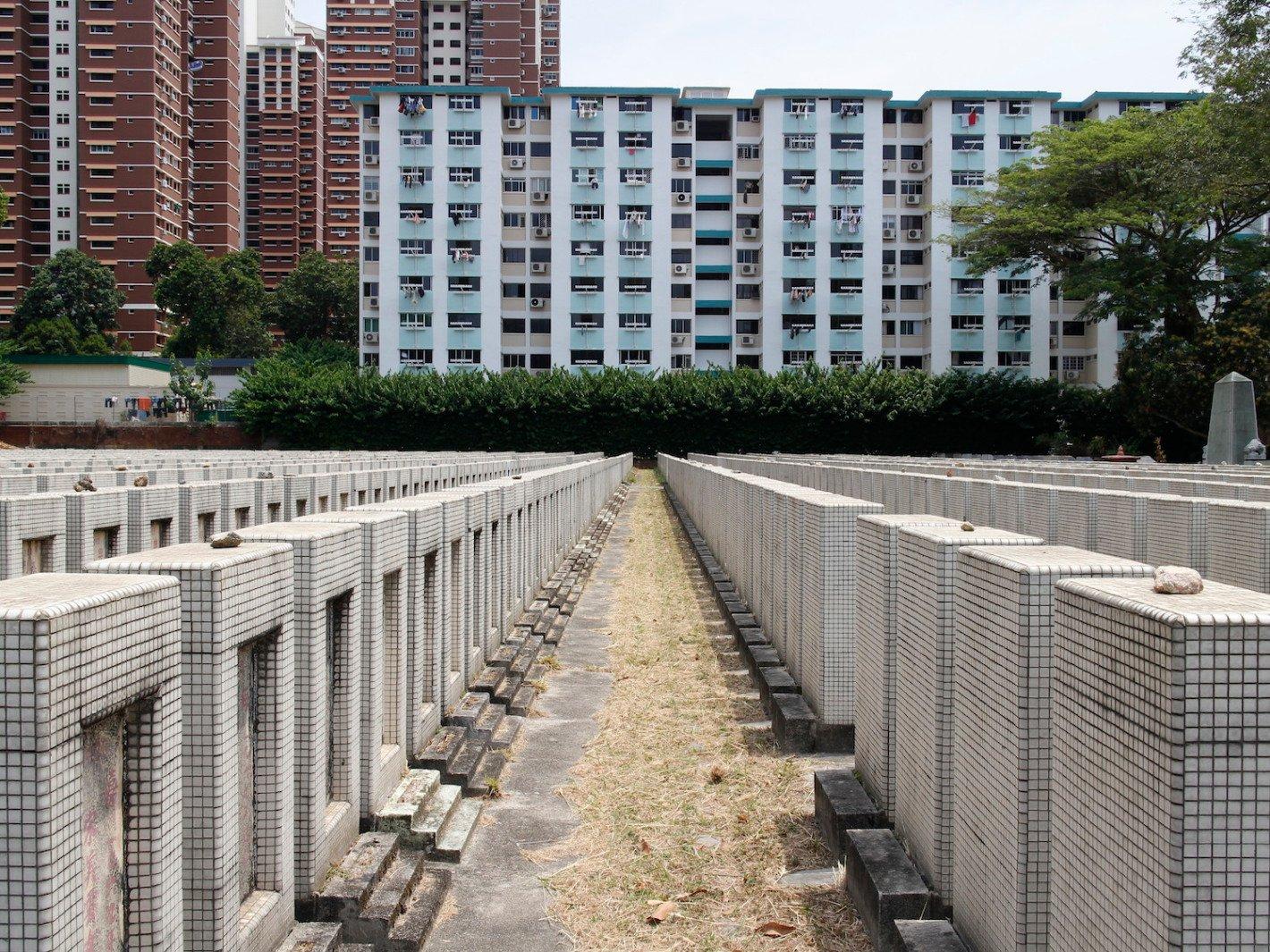 hakka cemetery sg