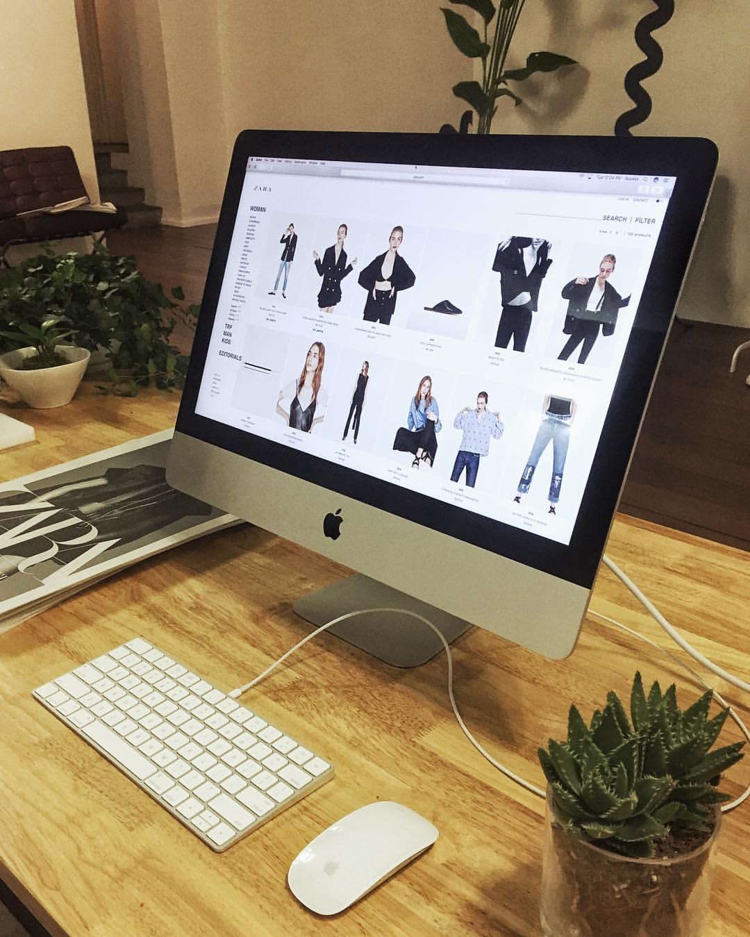 online shop zara