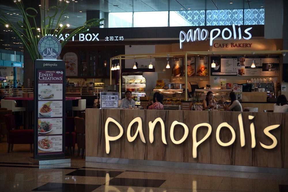 study changi airport