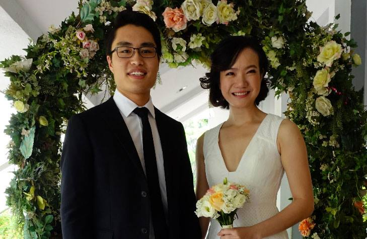 nicole seah married