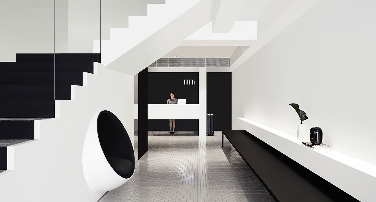 Hotel Mono Singapore 39 S First Black And White Boutique