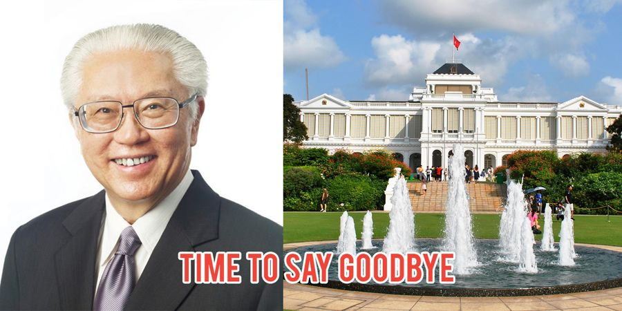Was President Tony Tan's Tenure A Success? That Depends On ...