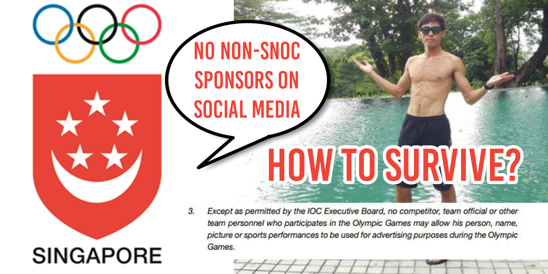 Marathoner Soh Rui Yong Says SNOC Misquoted IOC Rule To