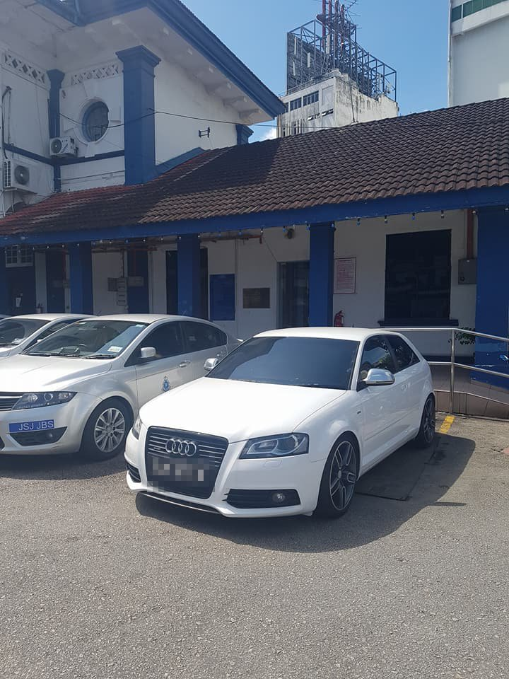 Singaporean Loses Audi At JB Carwash Tracks Down Thief To Find Him - Audi car wash