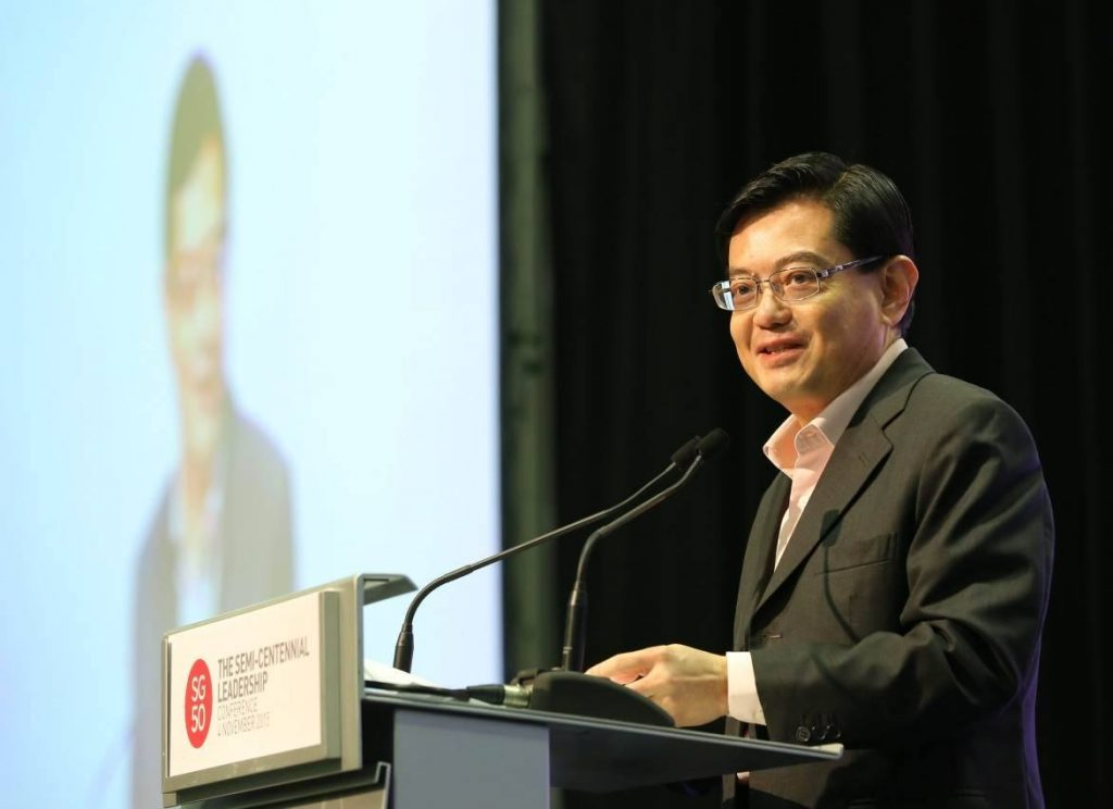 What Were Singapore's Fourth Generation Leaders' Jobs Before They