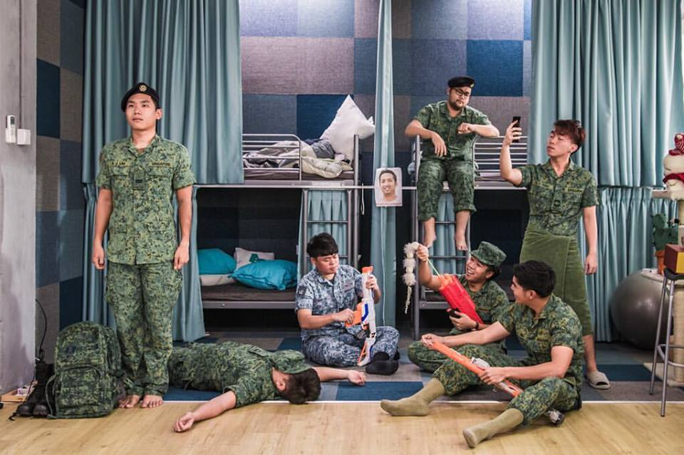 25 SAF Lingoes That Have Entirely Different Meanings Outside Army Camps