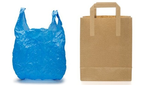 why are paper bags better than plastic bags