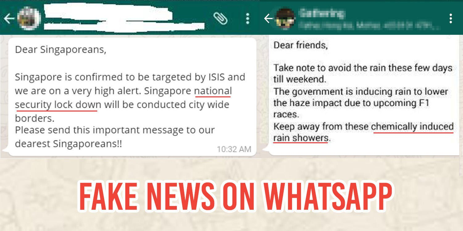 10 Viral Fake News Stories On WhatsApp You Should Warn Your