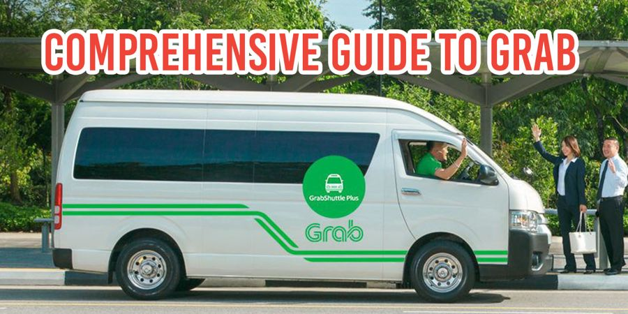 Grab Has More Than 15 Services Now Including Grabshuttle Plus