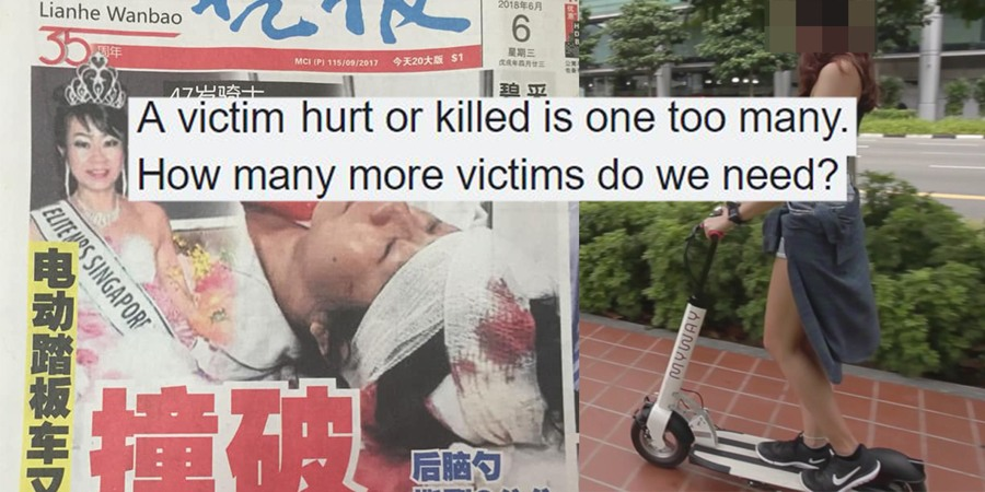 These 5 E-Scooter Accidents Show Why We Need Tougher Laws On PMDs