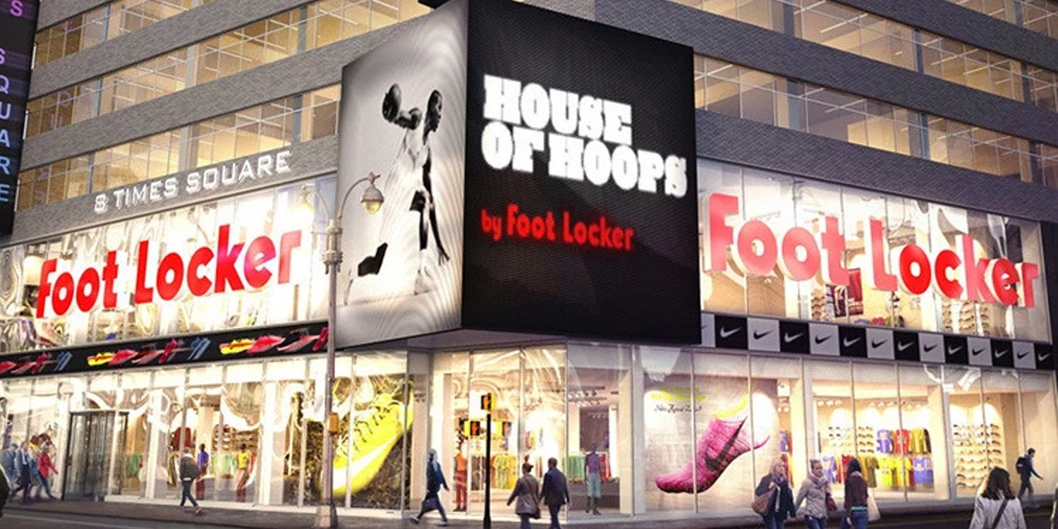 70987d0bdb1112 Foot Locker To Open First Singapore Store At Century Square