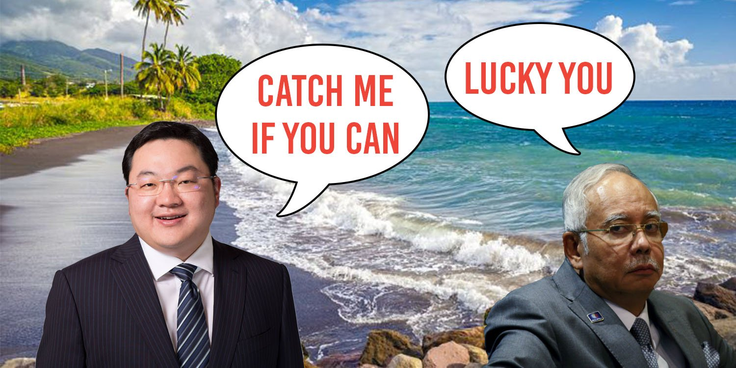 Image result for jho low catch me if you can