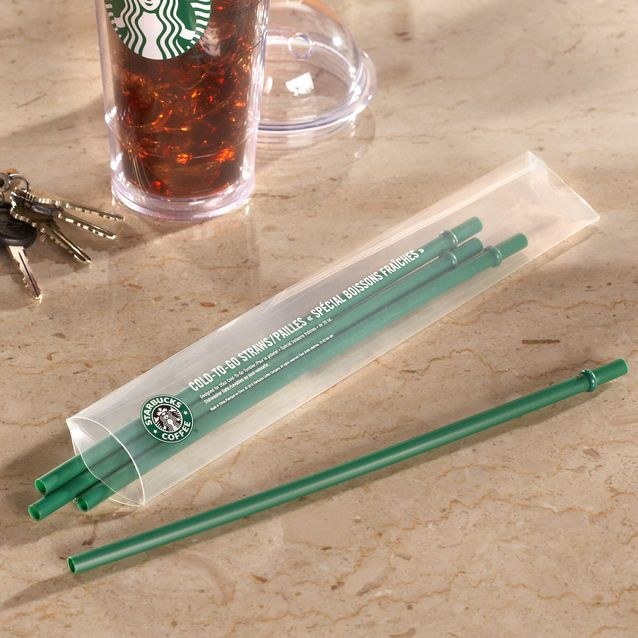 Say Goodbye To Iconic Green Starbucks Straws And Hello To