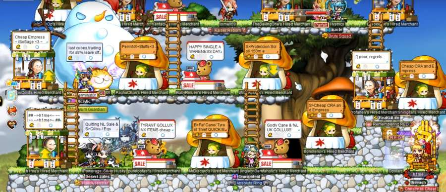 11 Skills in MapleStory That I Brought Over To Real Life