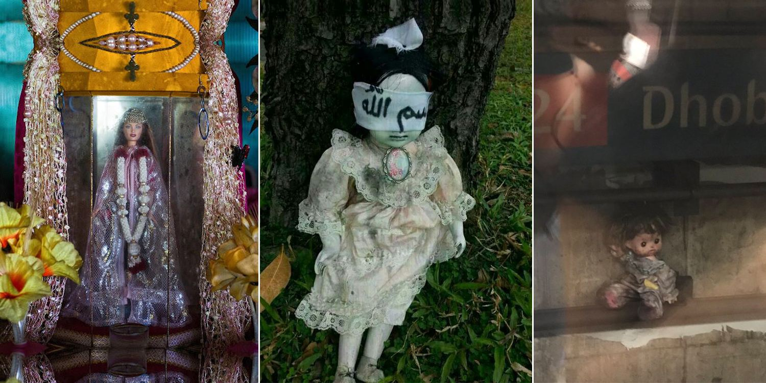 5 Creepy Dolls Found In Singapore That'll Scare Even Fans Of Annabelle