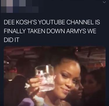 Dee Kosh Admits Staging BTS YouTube Drama, Calls It Social