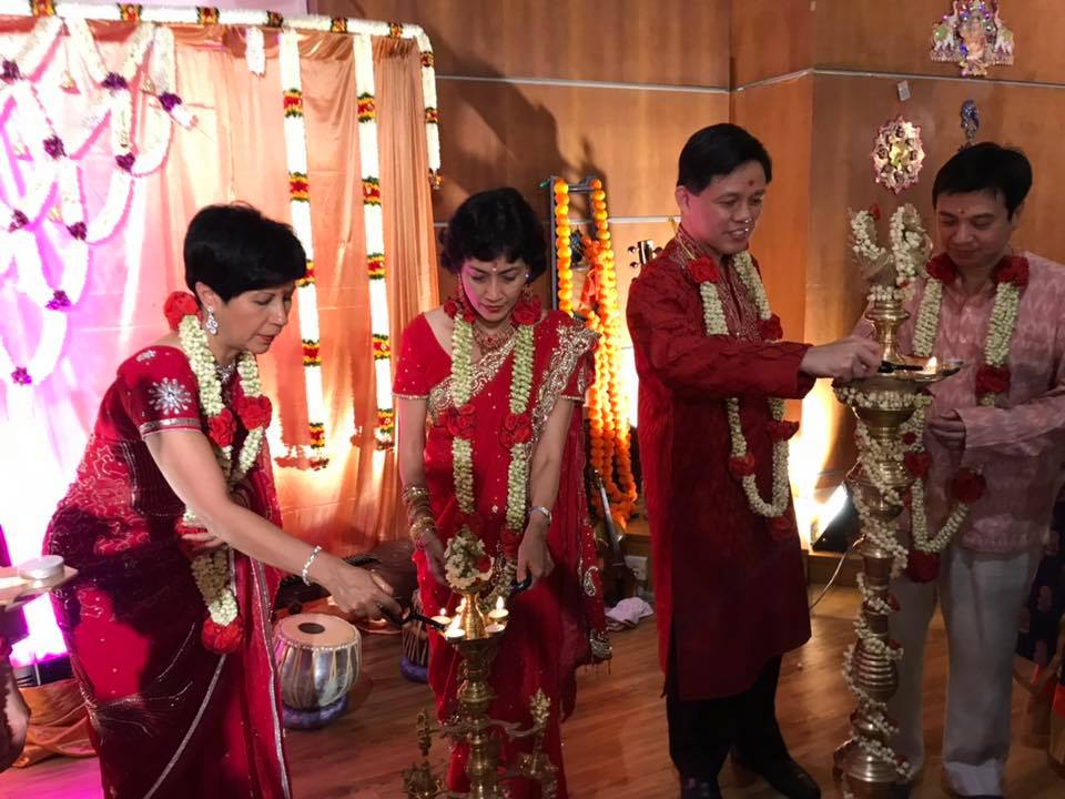 Chan Chun Sing Amp Heng Swee Keat Dress In Traditional