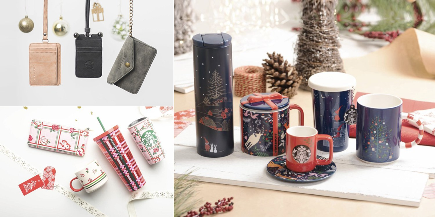 Starbucks Christmas Cups 2019.Starbucks Christmas Tumblers Can T Contain Your Festive Spirit