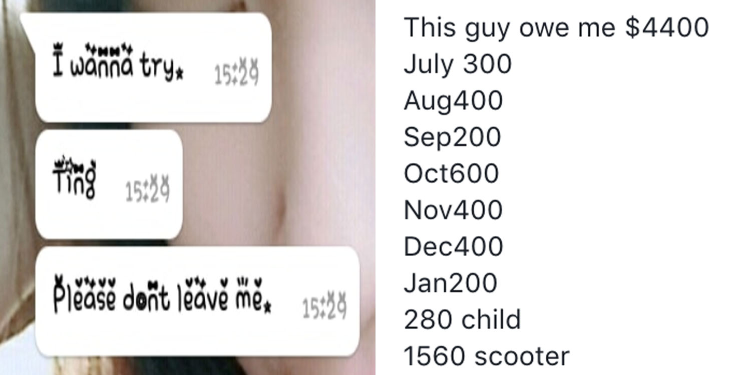 Woman Wants Cheating BF To Pay Back Her $4k, Man Wants