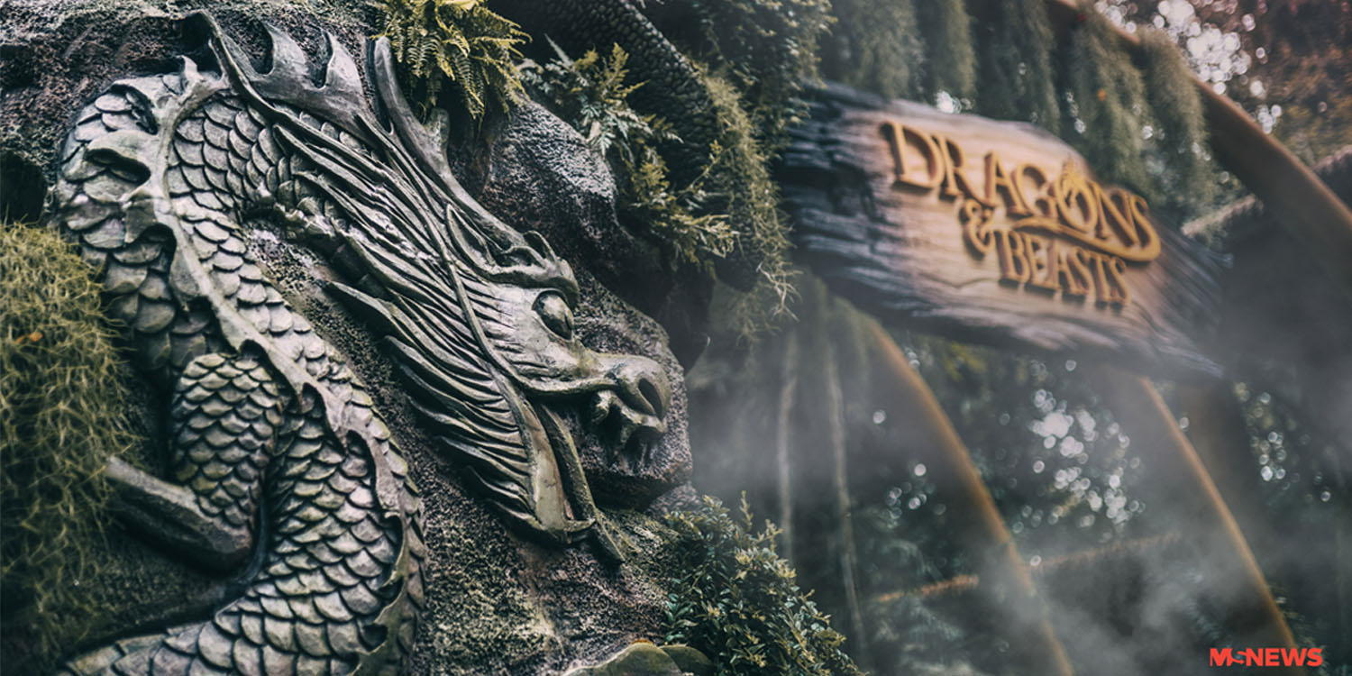 Singapore Zoo To House Game Of Thrones' Ice Dragon & Escape Room