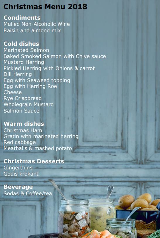 Ikea Christmas Buffet On 21 Dec Has Free Flow Meatballs Salmon Ham