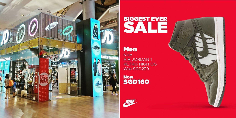 0b987deaca JD Sports Is Slashing More Than $50 Off Shoes For Last Minute X'mas Shopping