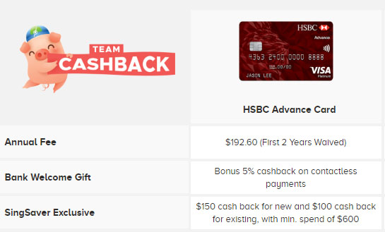 6 Cashback Credit Cards That Pay Out The Most In Singapore