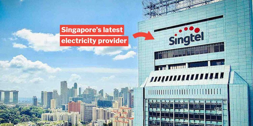 Singtel Power Joins Electricity Sector