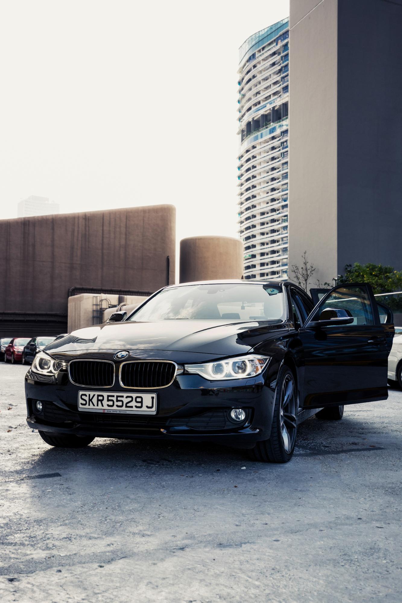 Smove premium BMW rental