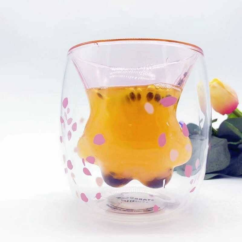 cce68642c2c Starbucks Cat Paw Cup Sold In China Is Pawfect For Your Morning Kopi