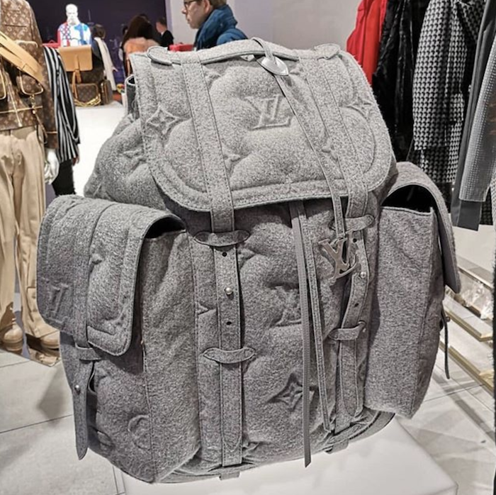 ac6fc373a796 Louis Vuitton Now Has Hypebeast Bags That Look Like S pore Army ...