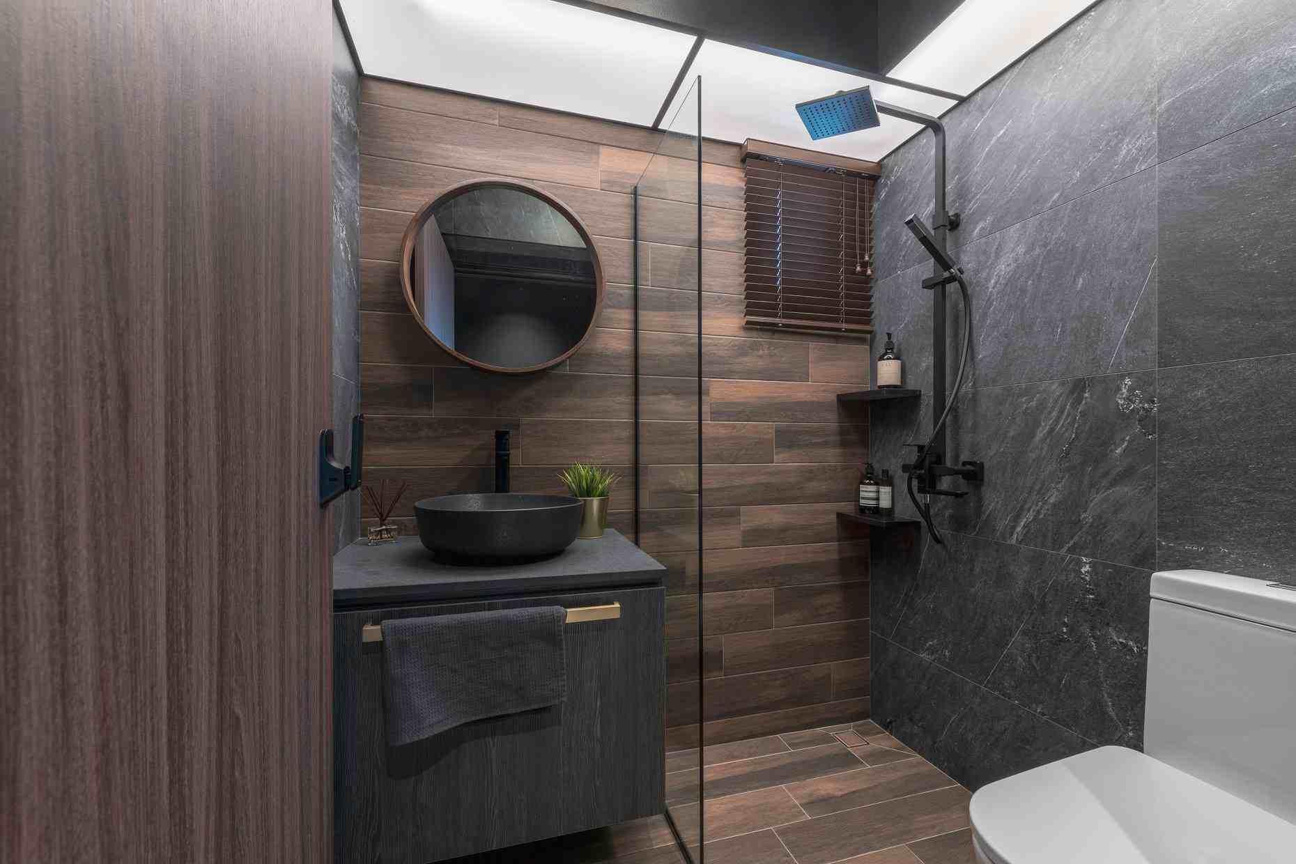 This Minimalist 4 Room Bto Flat Will Make Your Atas Condo