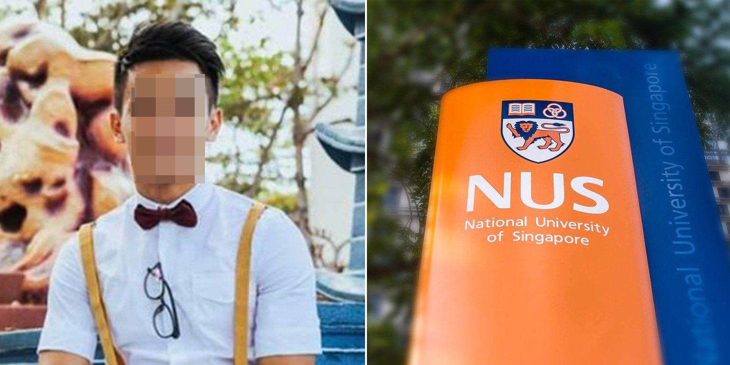 NUS Voyeur Claims He Confessed To The Victim & Didn't 'Run