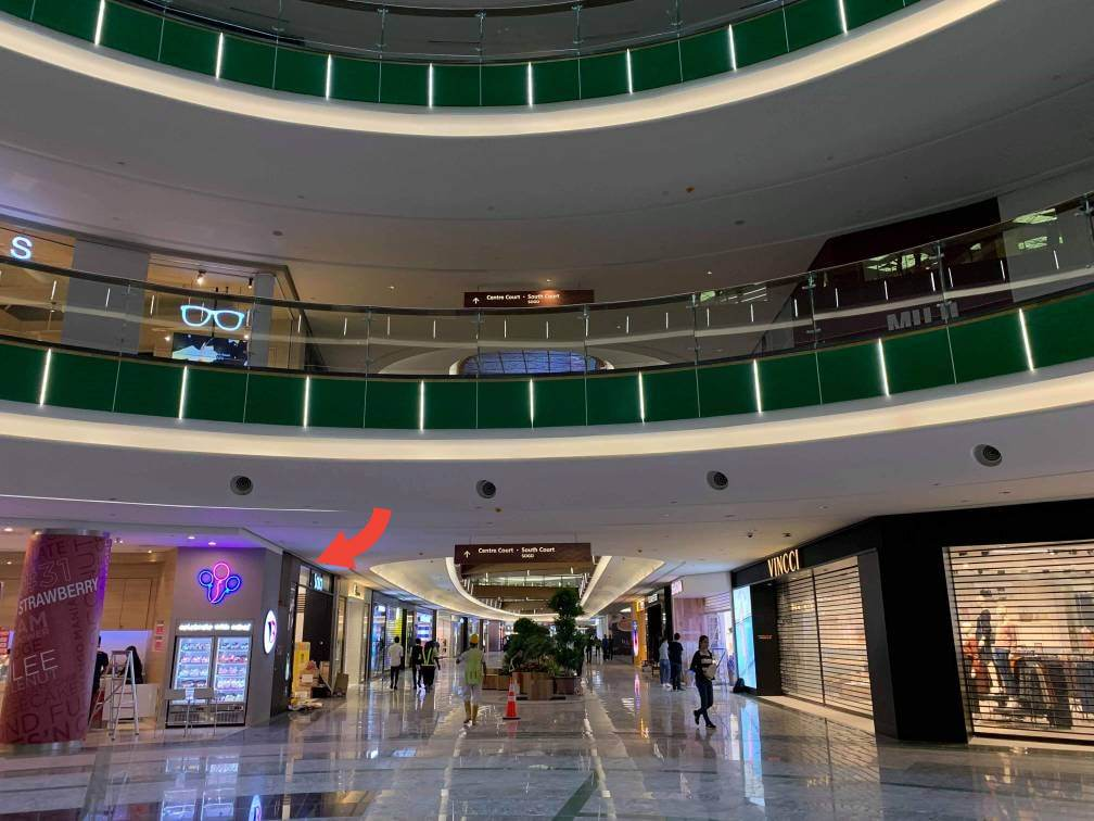 Mid Valley Southkey Is The Largest Integrated Mall In JB And