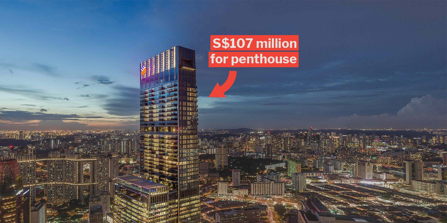 10 Most Expensive Singapore Homes In 2019 That Are Still