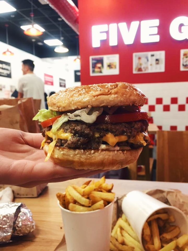 Five Guys Burger Shack Will Likely Open In Singapore By ...