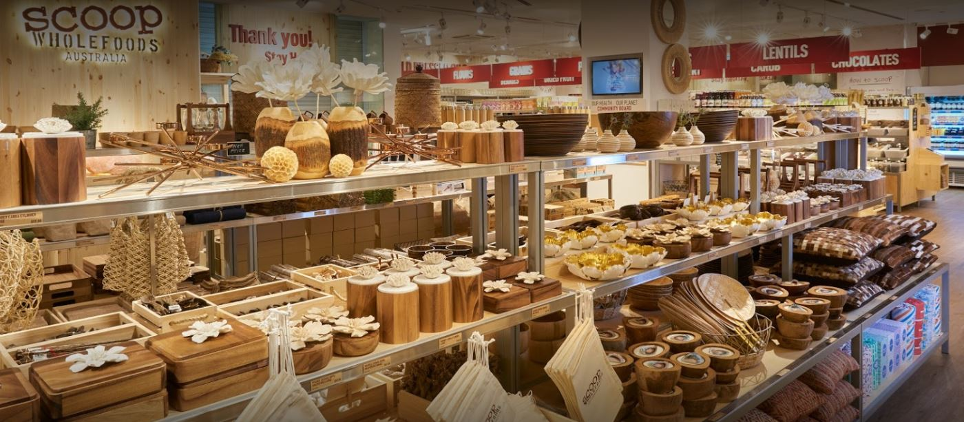 Scoop Wholefoods Supermarket At Tanglin Mall Is Asia's Largest