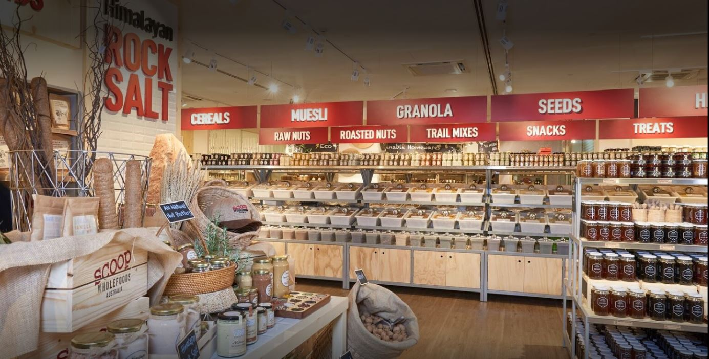 Scoop Wholefoods Supermarket At Tanglin Mall Is Asia's