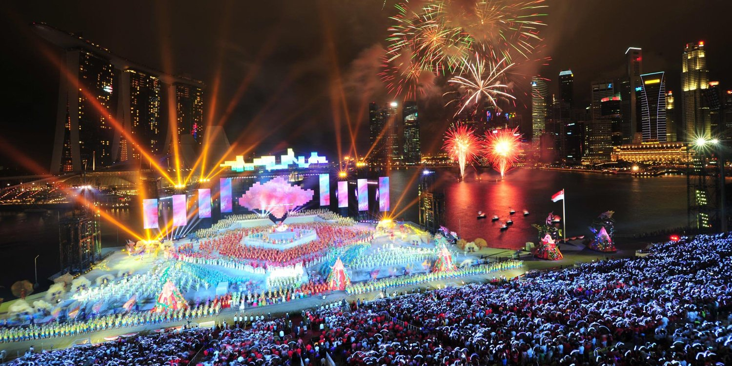 National Day Parade 2019 Tickets Will Be Available For