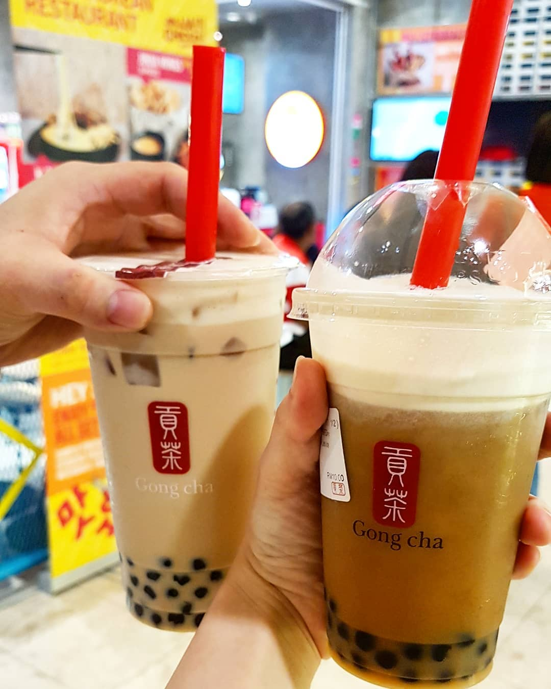 KL Bubble Tea Street Is Boba Heaven With 10 Shops Open Till