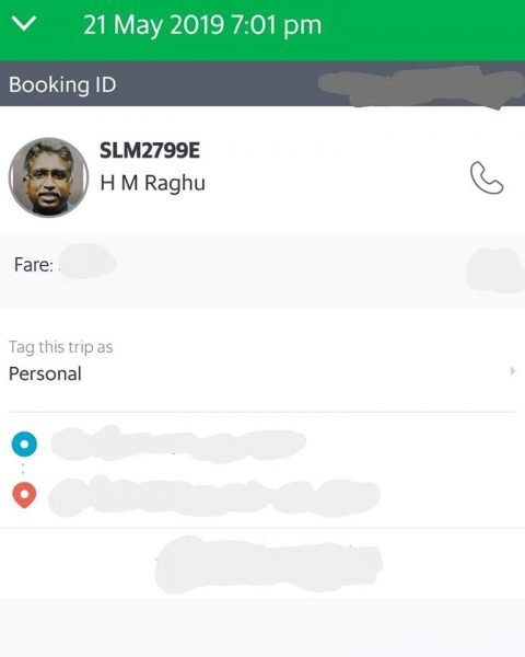Non-Muslim Grab Driver In S'pore Plays Call To Prayer For Passenger