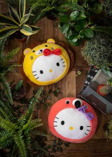 33f4e1d85 McDonald's Releases Safari Animal Hello Kitty Cushions In Taiwan; S ...