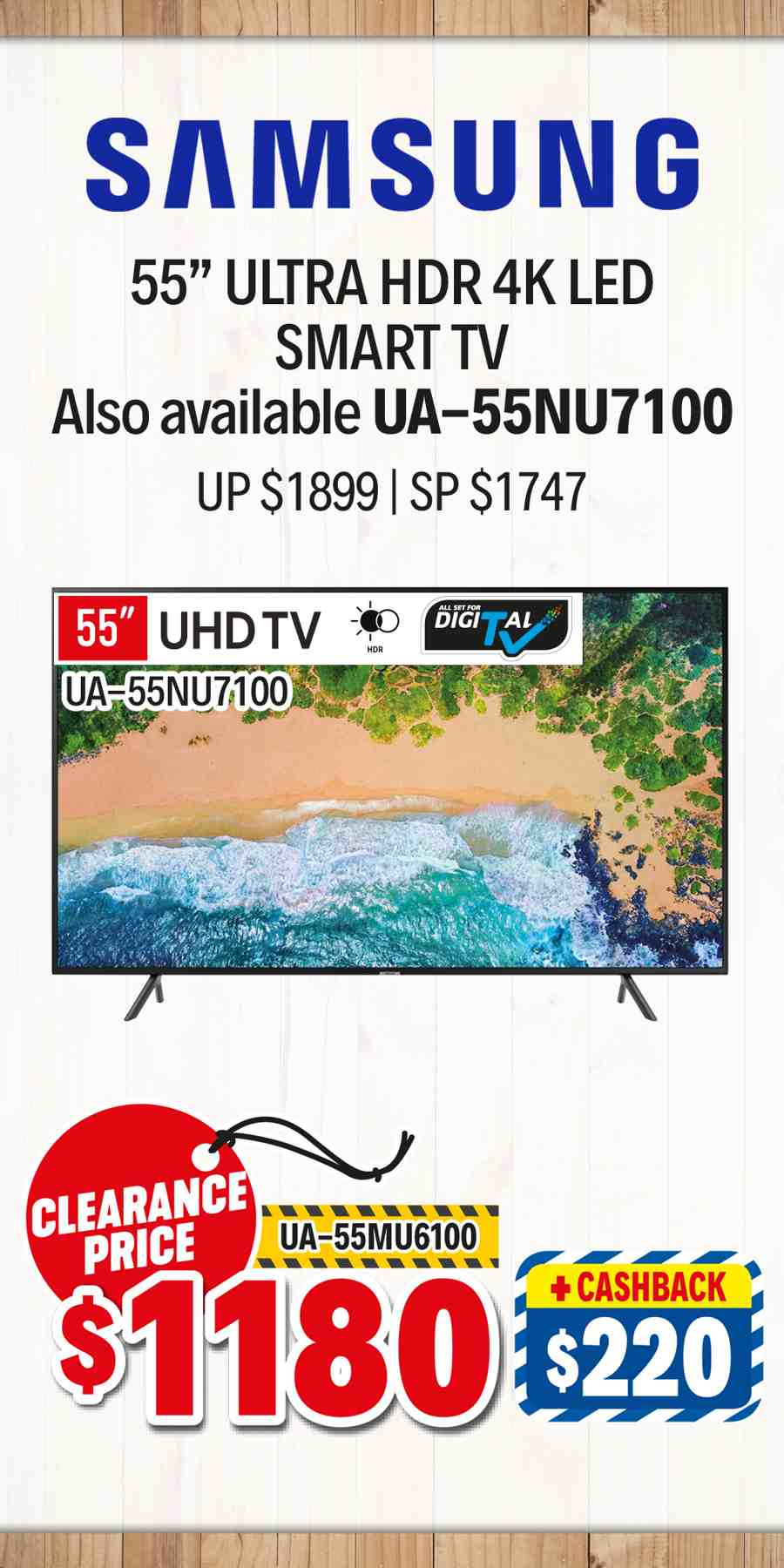 Audio House Warehouse Sale At Bendemeer Has Up To 90% Off TVs