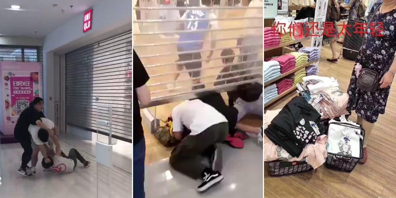 Uniqlo X KAWS Collection Has Customers Brawling, Crawling