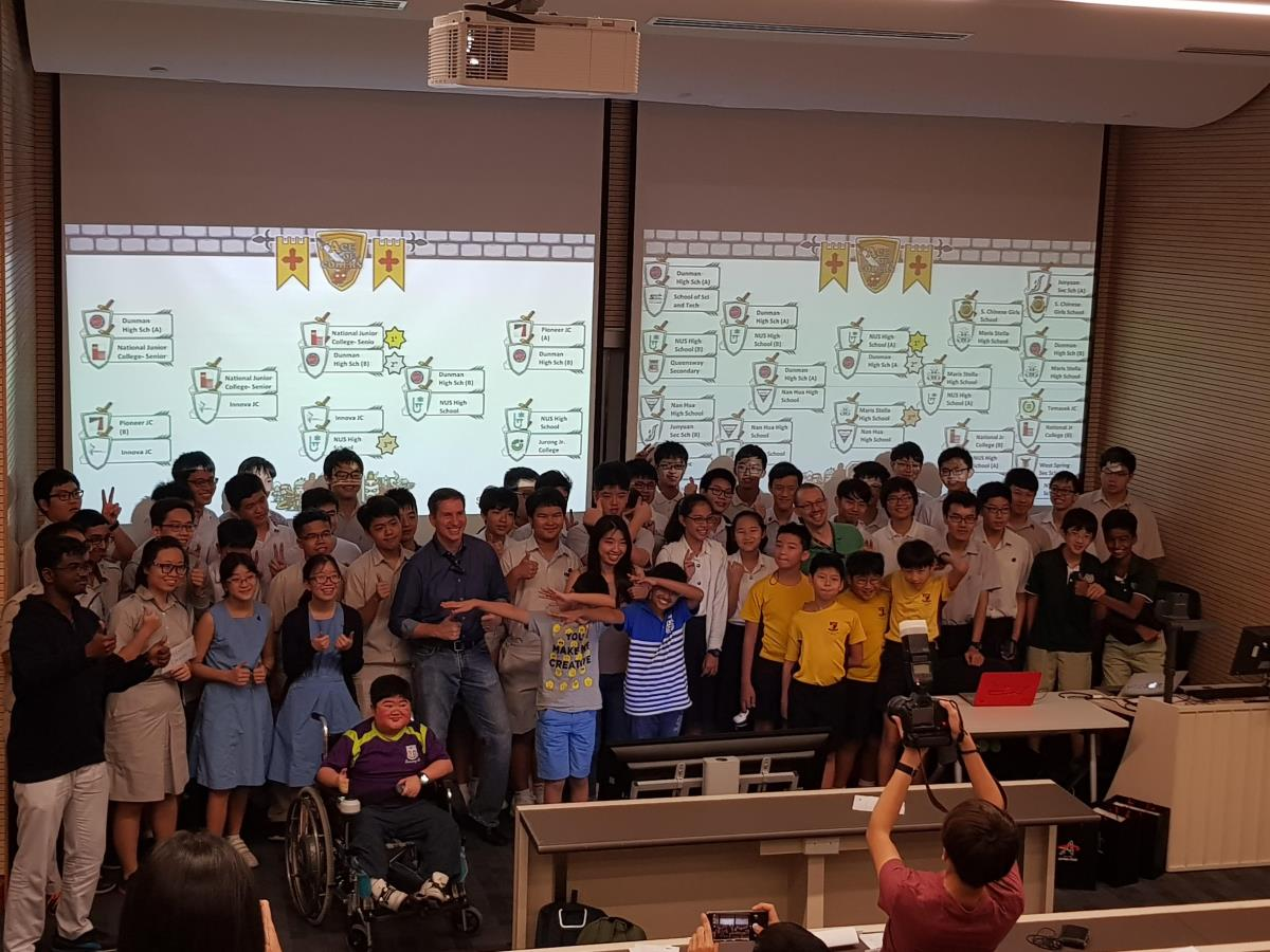All Upper Primary Students In Singapore Will Have To Learn Coding From 2020 - EOnlineGH.Com