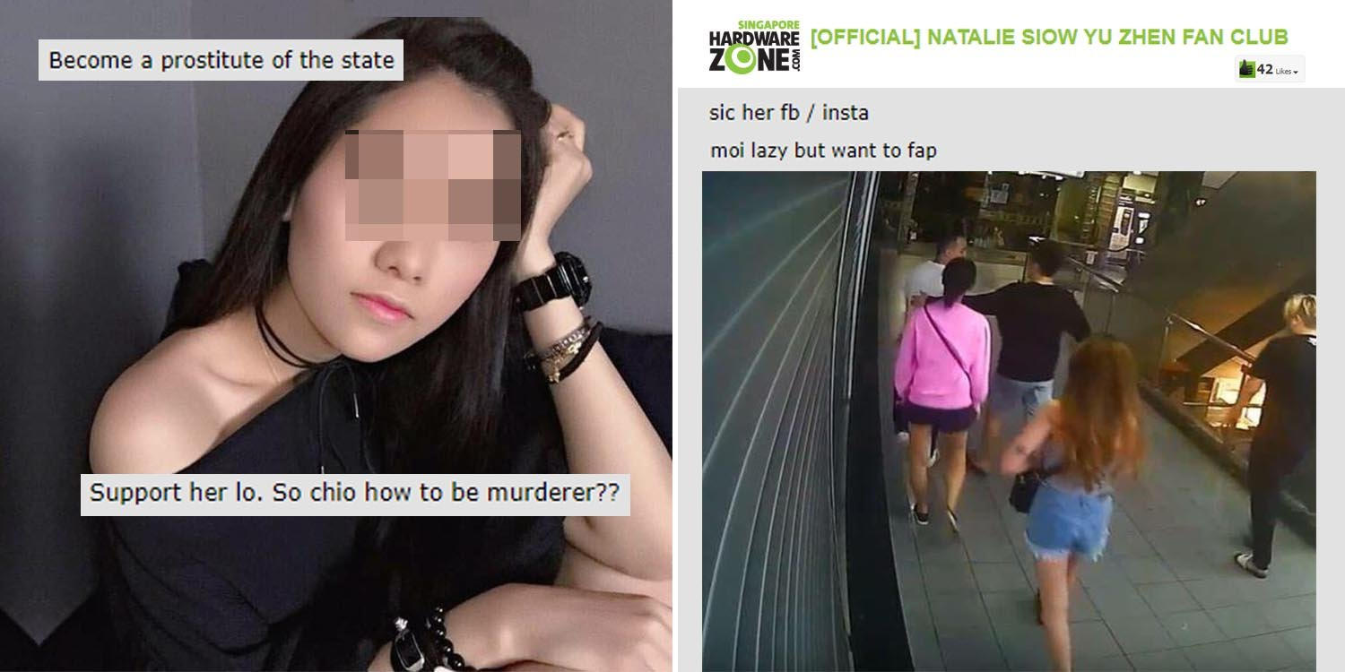 Orchard Towers Murder Suspect's Fan Club On HardwareZone Is