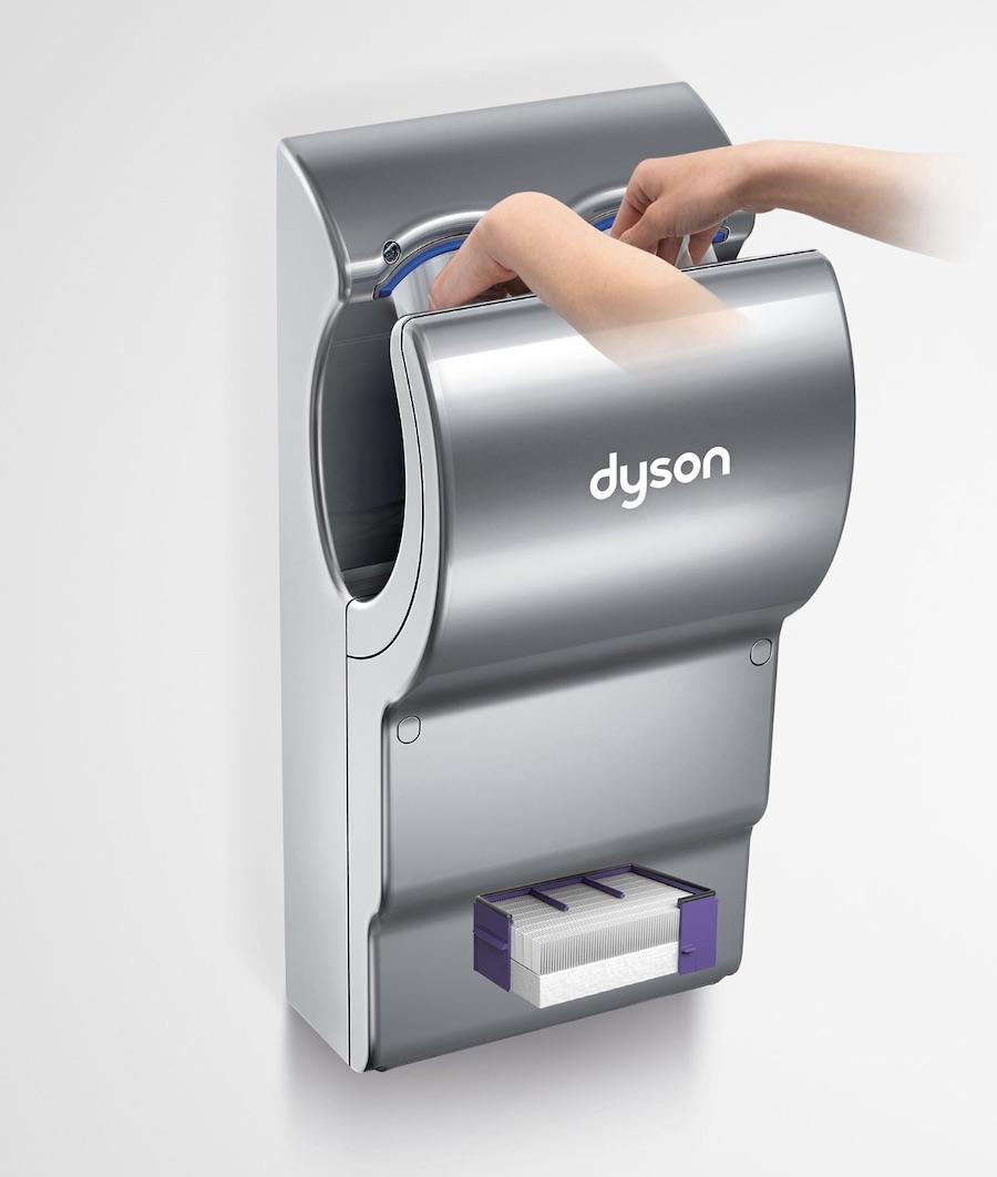 Купить dyson airblade mk2 смеситель dyson