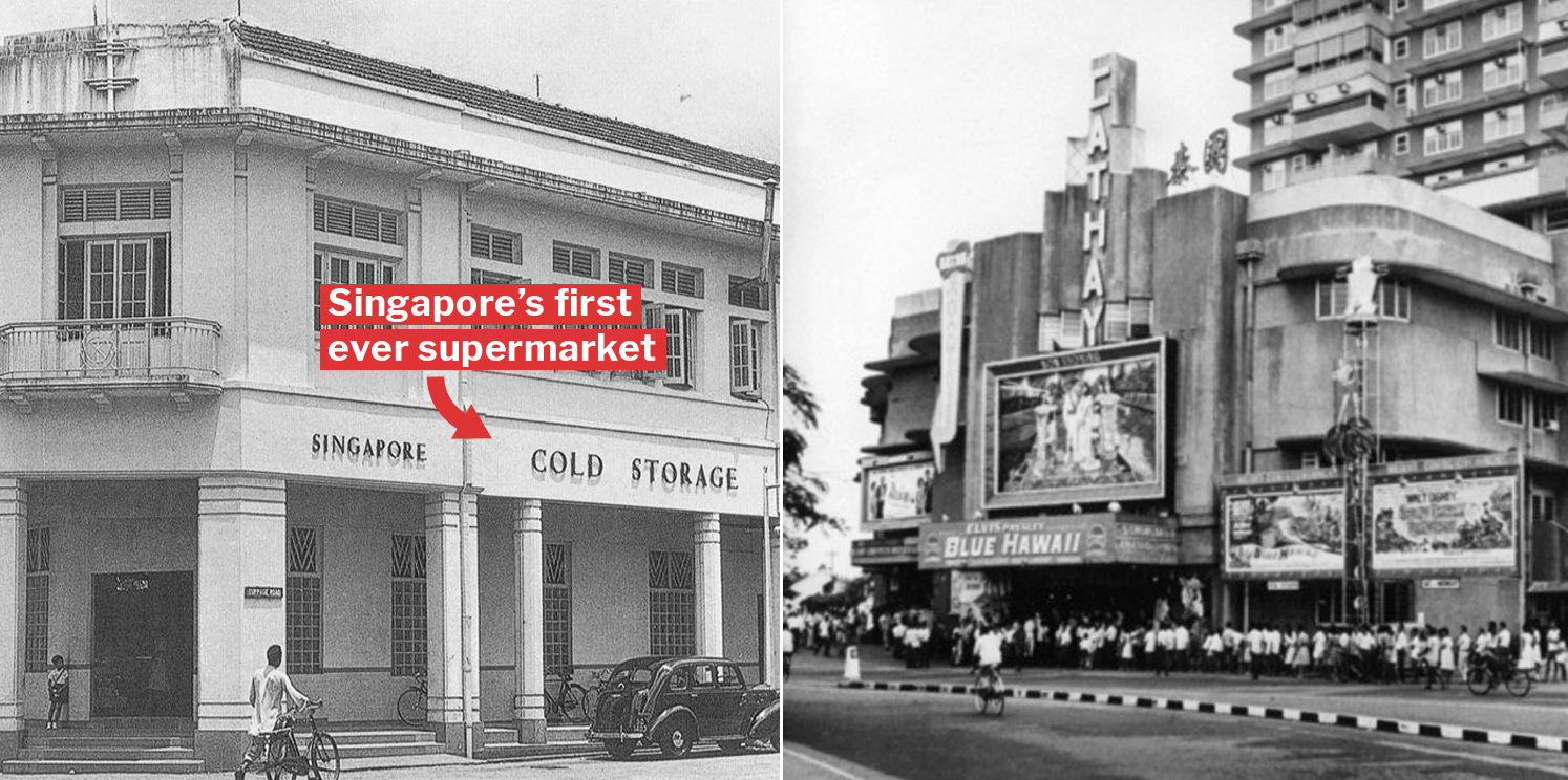 9 Photos Of Orchard From Pre-1970s Singapore That Will Make